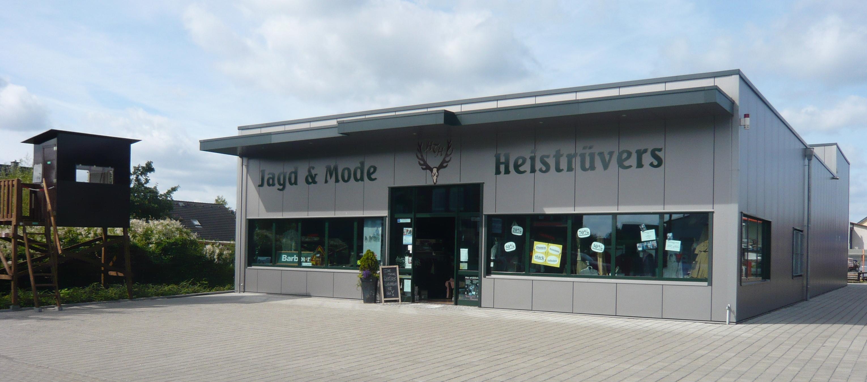 Trachten Niederrhein - Verkaufsräume